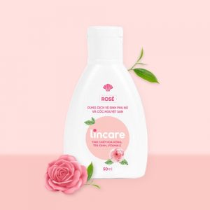 Dung dịch vệ sinh phụ nữ Lincare Rose